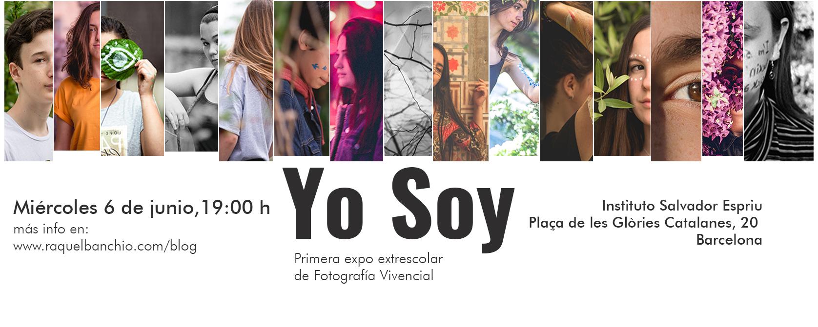 Yo Soy, primera expo colectiva de Fotografía Vivencial