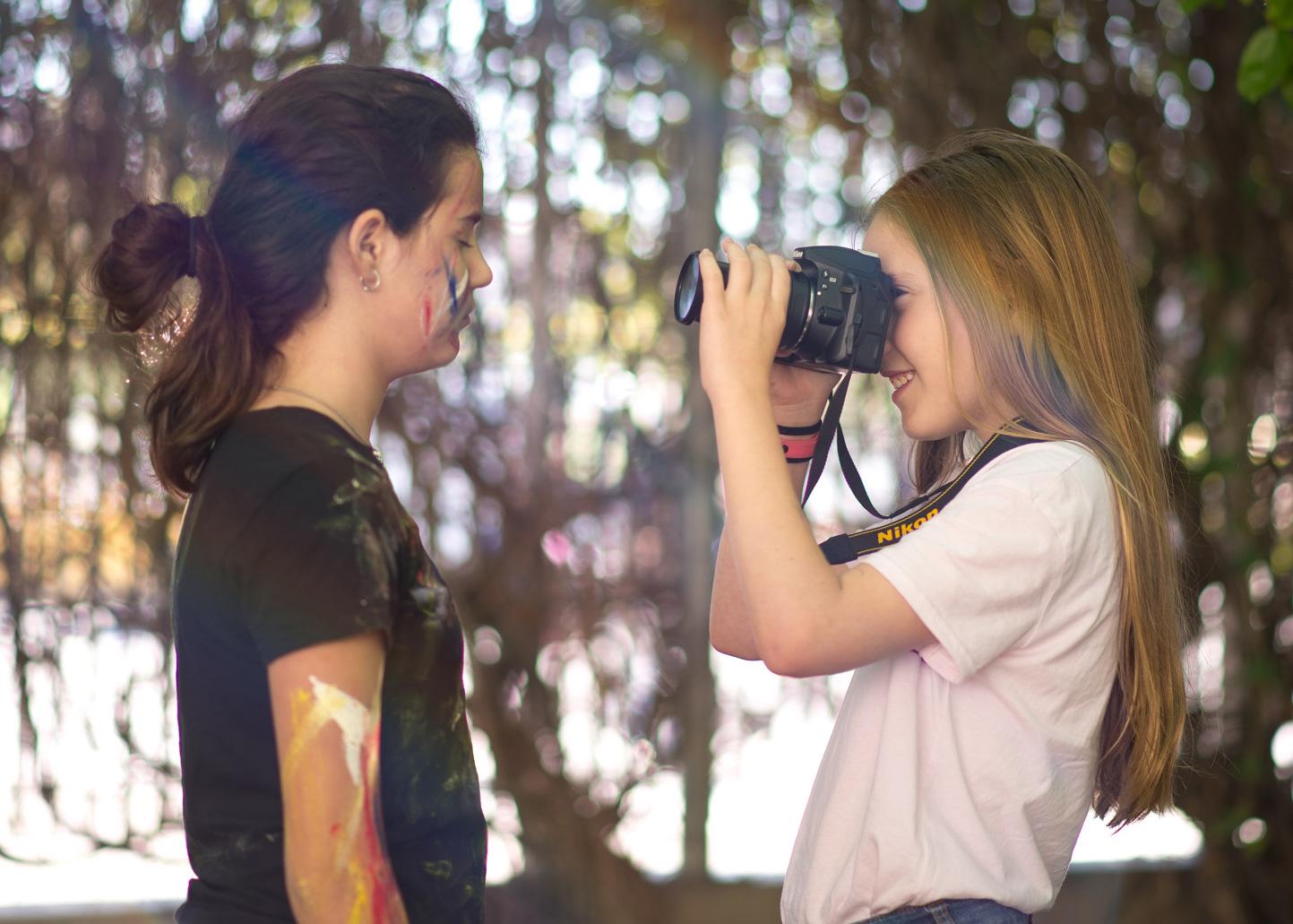 Sobre la extraescolar de Fotografía Vivencial. ¿Qué hacemos?